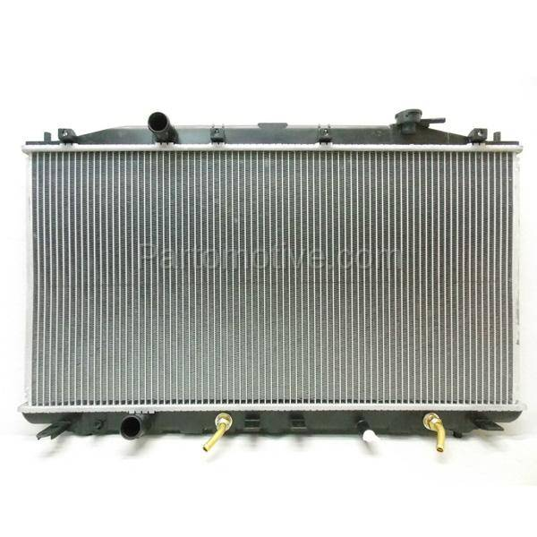 RAD-1083 09 10 11 Acura TSX 2.4L With TOC 1-Row Radiator