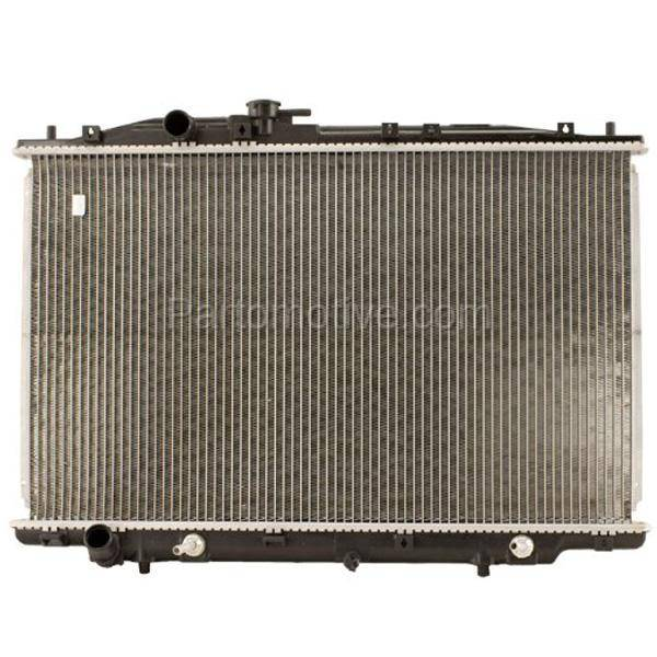 RAD-1581 For 05 06 07 08 Acura RL 3.5L V6 1-Row Radiator
