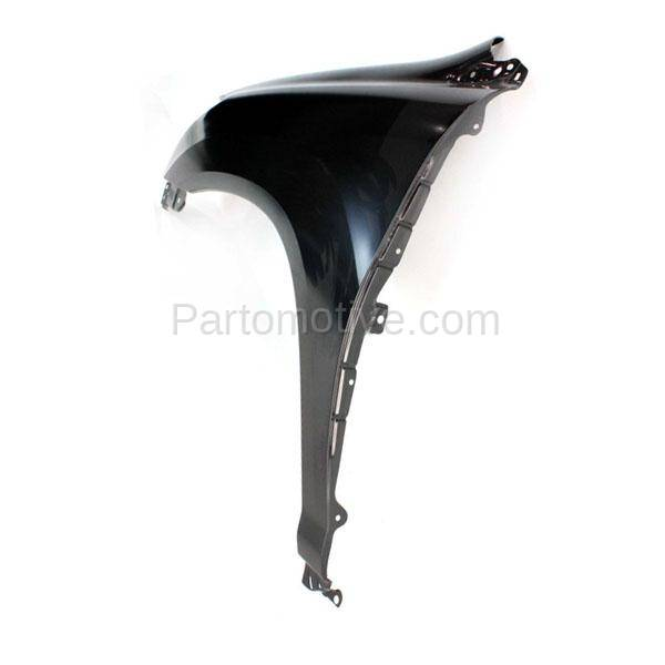 LX1240110 Front,Left Driver Side FENDER For Lexus RX350,RX400h,RX330 New