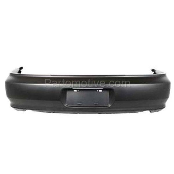 BUC-1029R 99-03 TL Rear Bumper Cover Assembly Primed W
