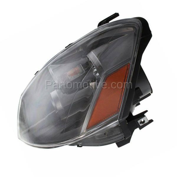 2005 Nissan Altima Headlight Bulb Replacement Passenger