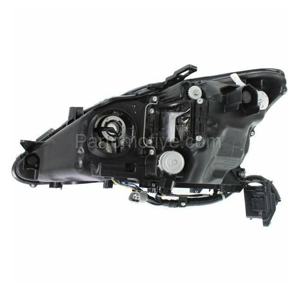 Hlt 2409r 2012 2013 Lexus Is250 Amp Is350 Sedan Front