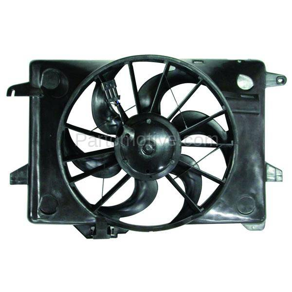 Fma C Condenser Cooling Fan Motor Assembly