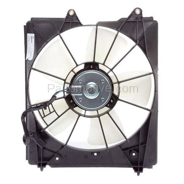FMA-1006 09 10 11 12 Acura TL 3.5L Radiator Engine Cooling