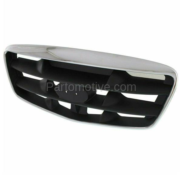 Grl 1898 Front Face Bar Grill Grille Assembly Hy1200137