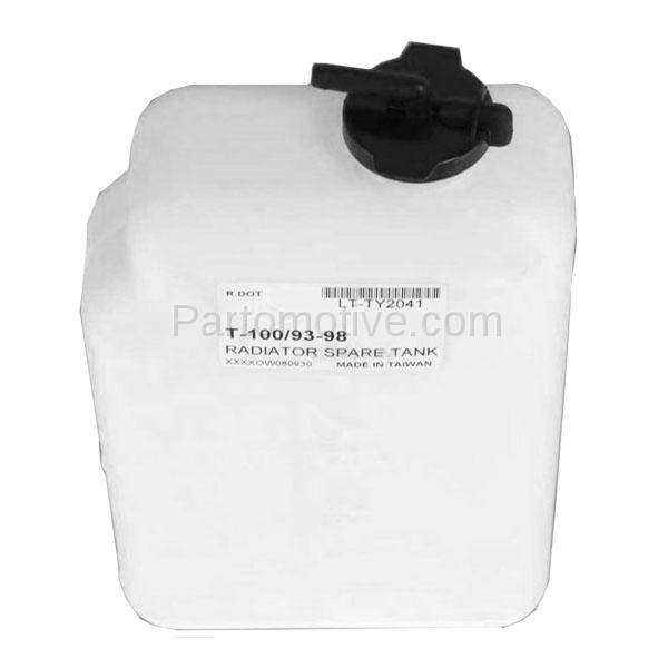 Coolant Reservoir For 93-98 Toyota T100 w// cap
