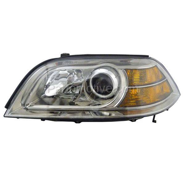 HLT-1291L 04-06 Acura MDX Headlight Headlamp Front Head