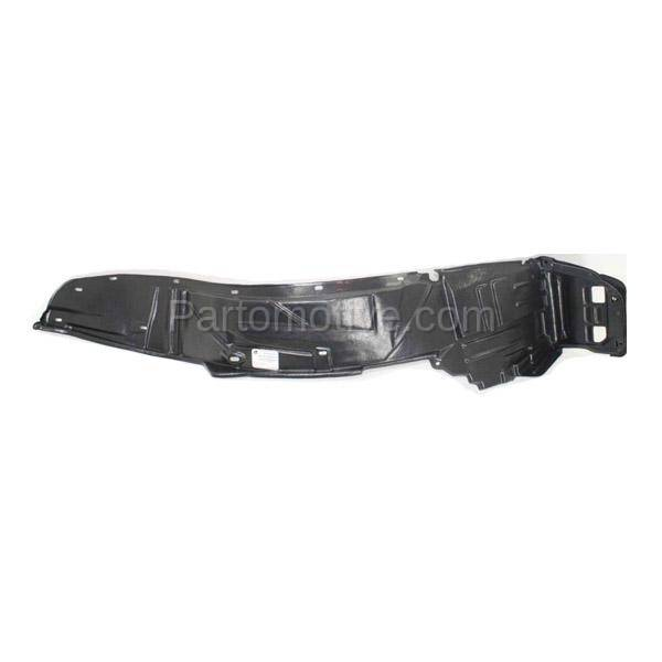 IFD-1014L 05-06 RSX Front Splash Shield Inner Fender Liner