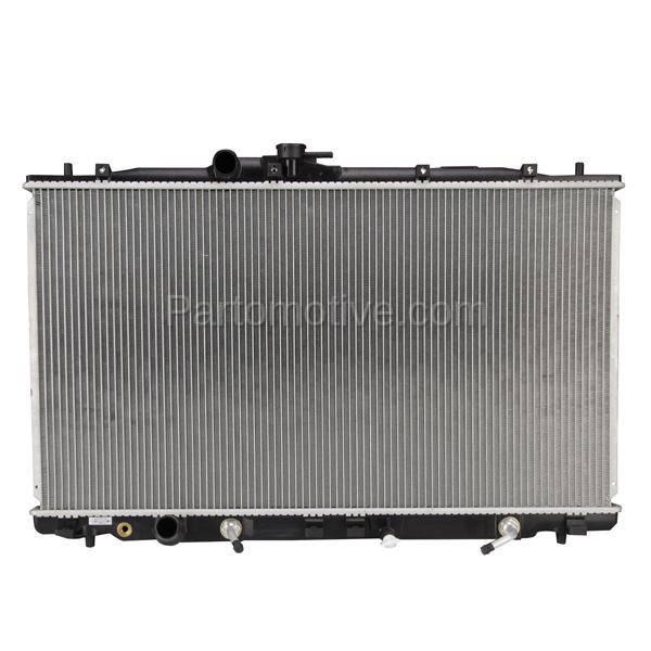 RAD-1629 07 08 09 Acura RDX 2.3L 1-Row Radiator Assembly