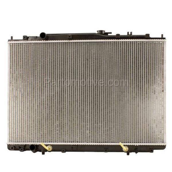 RAD-1428 Fits 01-02 MDX 03-04 Pilot 3.5L V6 1-Row Radiator