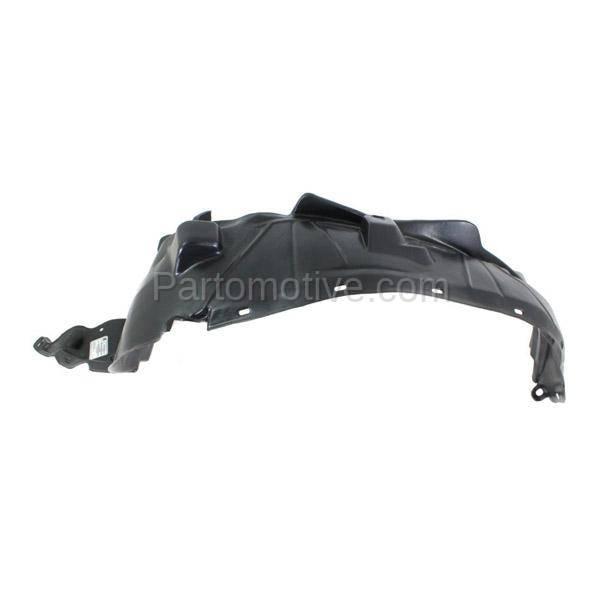 IFD-1020L 01-06 MDX Front Splash Shield Inner Fender Liner