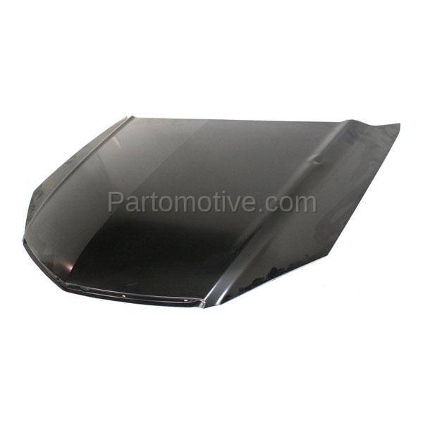 HDD-1006 2007-2009 Acura RDX 2.3L Front Hood Panel