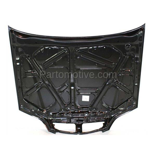 HDD-1002 1999-2000 Acura TL (Base Sedan 4-Door) 3.2L Front