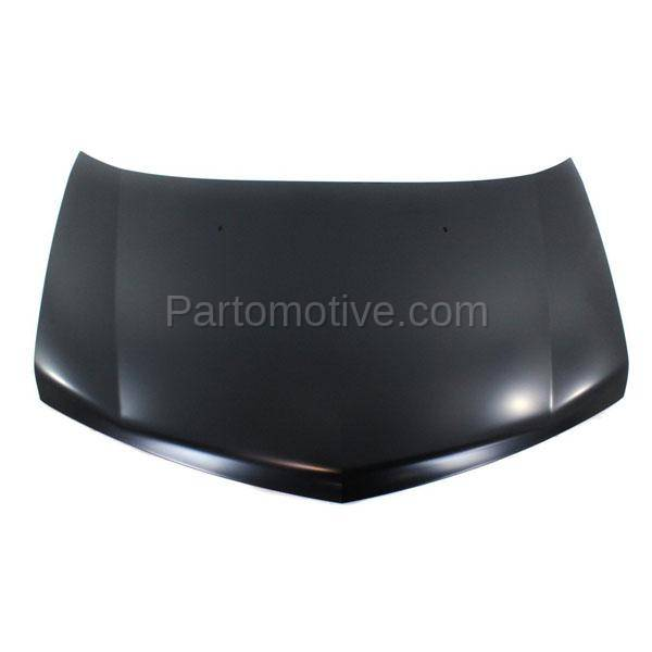 HDD-1013 2007-2013 Acura MDX 3.7L Front Hood Panel