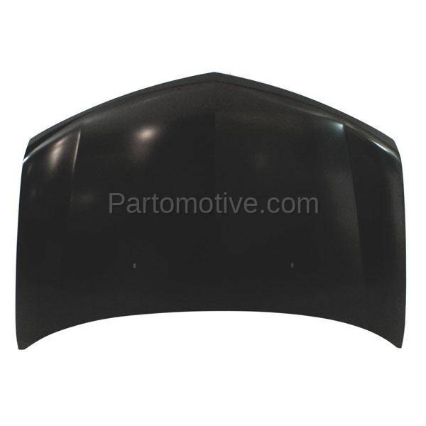 HDD-1012 2007-2013 Acura MDX 3.7L Front Hood Panel