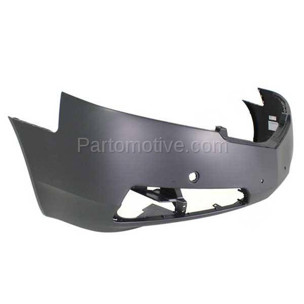 BUC-1019F 09-11 TL Front Bumper Cover Assembly Primed W