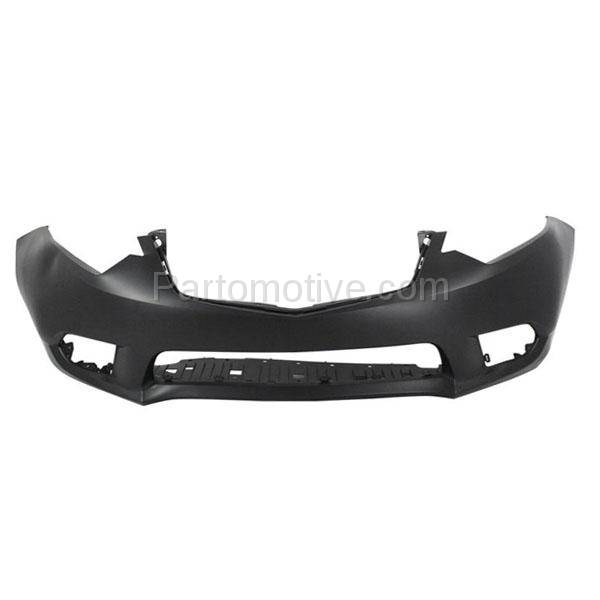 BUC-1022F 11-14 TSX Front Bumper Cover Assembly Primed W