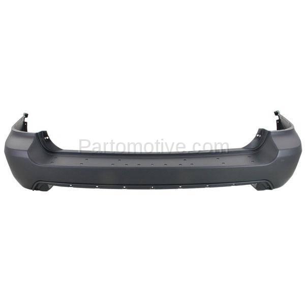 BUC-1031R 04 05 06 MDX Rear Bumper Cover Assembly W/o