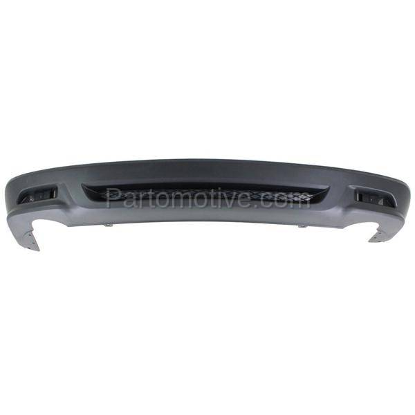 BUC-1042R 13-15 RDX Rear Lower Bumper Cover Assembly