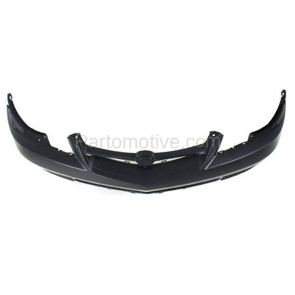 BUC-1006F 01-03 MDX Front Bumper Cover Assembly Primed W