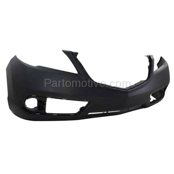 BUC-1024F 13-15 RDX Front Bumper Cover Assembly Primed W