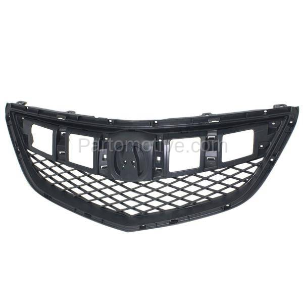 GRL-1177 13-15 RDX Front Face Bar Grill Grille Assembly