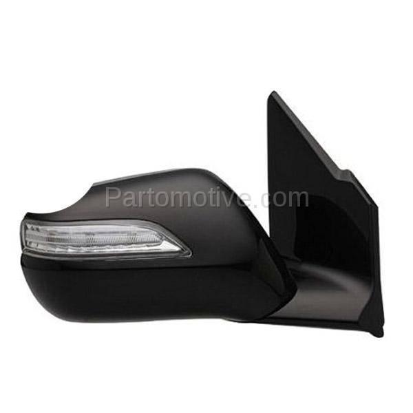 MIR-1644R 10-13 MDX Power Heat W/Turn Signal Lamp Memory