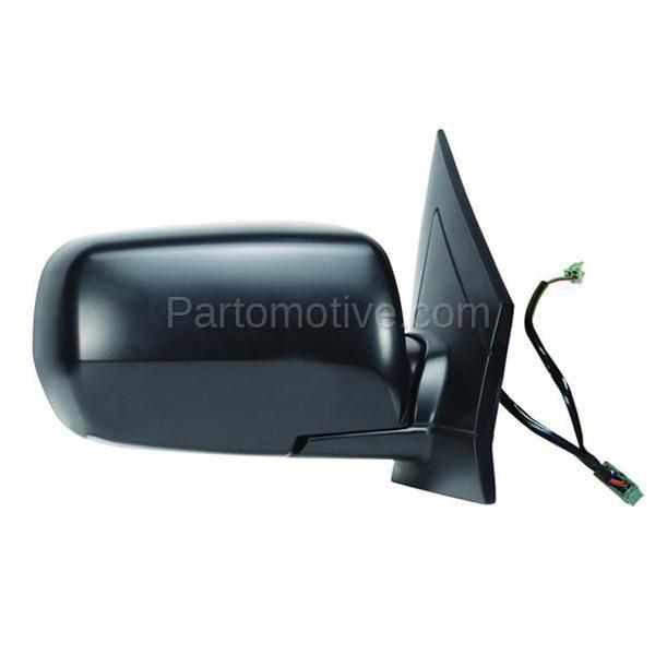 MIR-1635R 01-06 MDX Power Heated With Memory Folding Rear