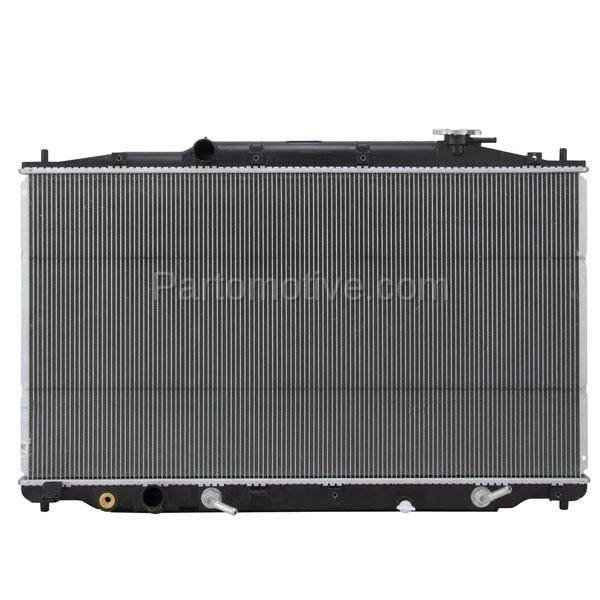 RAD-1150 09 10 11 12 13 Acura TL 3.7L V6 1-Row Radiator