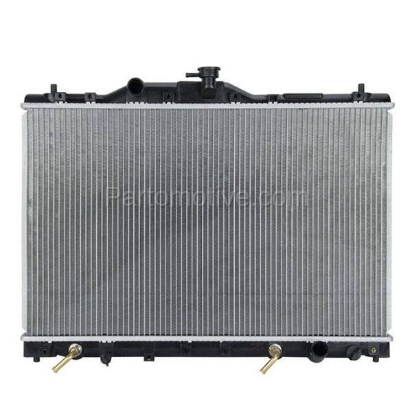 RAD-1019 91 92 93 94 95 Legend 3.2L V6 2-Row Radiator