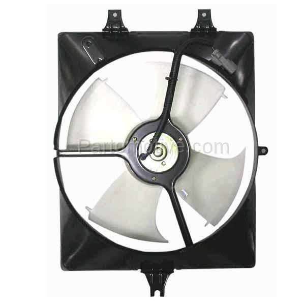 FMA-1009 04 05 06 07 08 Acura TL A/C Condenser Cooling Fan