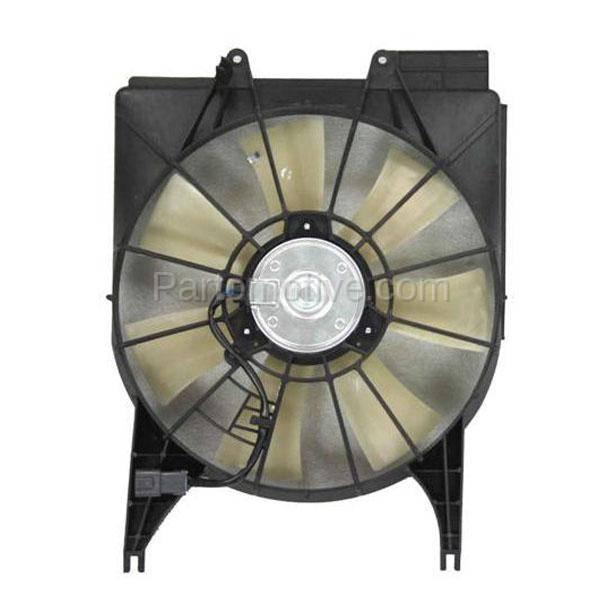 FMA-1011 07 08 09 10 11 12 Acura RDX AC Condenser Cooling