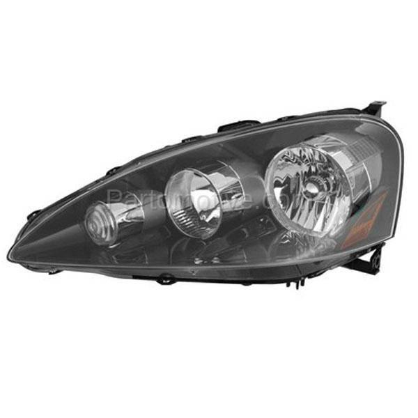 HLT-1133L 02-04 Acura RSX Headlight Headlamp Front Head