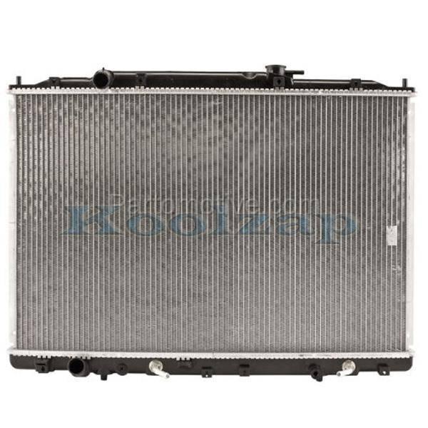 RAD-1647 07-13 Acura MDX & 10-12 ZDX 3.7 V6 1-Row Radiator