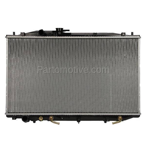 RAD-1648 Fits 07-08 Acura TL 3.2L V6 1-Row Radiator
