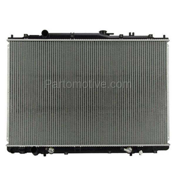 RAD-1532 03 04 05 06 Acura MDX 3.5L V6 1-Row Radiator