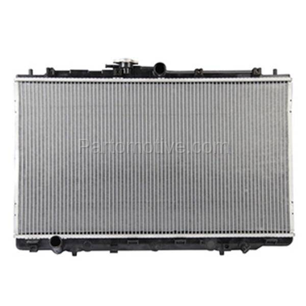 RAD-1435 02-03 Acura CL & TL Type-S 3.2L V6 1-Row Radiator