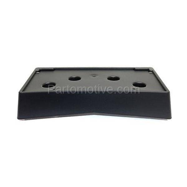 Chevrolet Tahoe License Plate Bracket Front Chevrolet Manual Guide