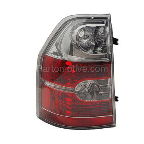 TLT-1141L 04-06 Acura MDX Taillight Taillamp Rear Brake