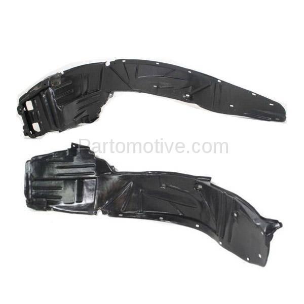 IFD-1014L & IFD-1014R 05-06 RSX Front Splash Shield Inner