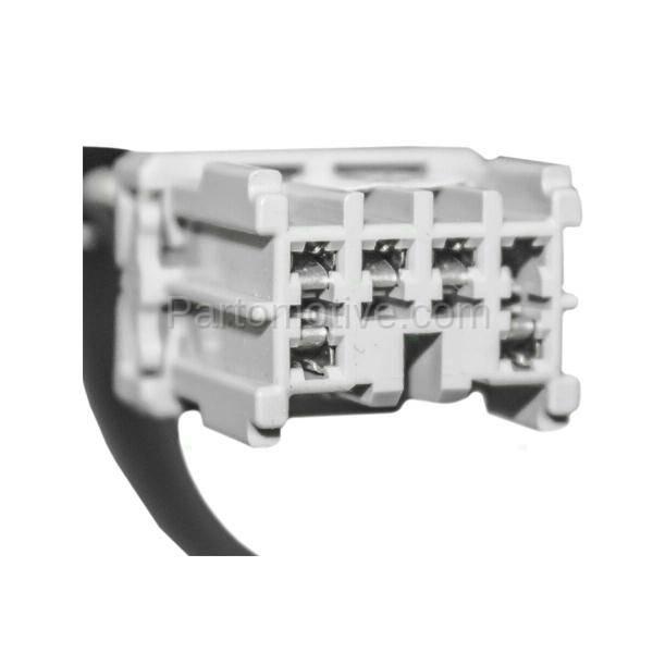 MIR-1306R 99-01 Acura TL 3.2L Power Heated Folding Rear