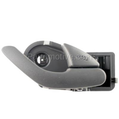 92-11 Ford E Van Econoline Inside Interior Front Black Door Handle Right Side RH