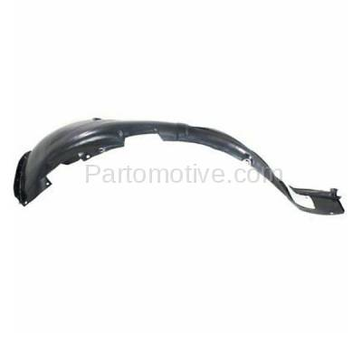 Partomotive For 81-91 Chevy Blazer Suburban Front Splash Shield Inner Fender Liner Driver Side