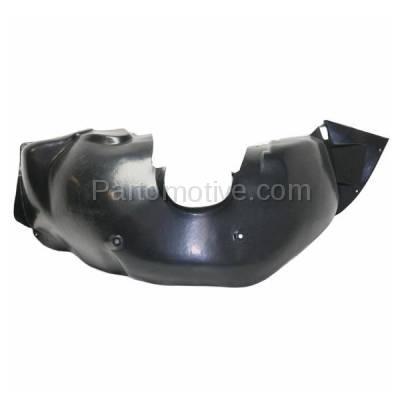 Partomotive For 81-91 Chevy Blazer Suburban Front Splash Shield Inner Fender Liner Driver Side