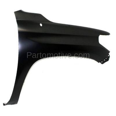 Aftermarket Replacement - FDR-1791R 14-17 Tundra Truck Front Fender Quarter Panel Right Side RH TO1241249 538110C060