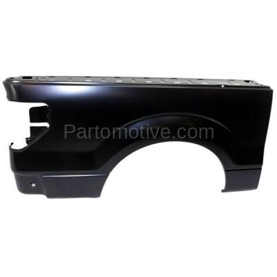 Aftermarket Replacement - FDR-1283R 09-14 F150 Truck w/6 Ft Styleside Bed Rear Fender Quarter Panel Passenger Side