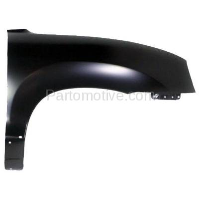 Aftermarket Replacement - FDR-1653R Front Fender Quarter Panel Right Side RH For 01-06 Santa Fe HY1241119 6632126260