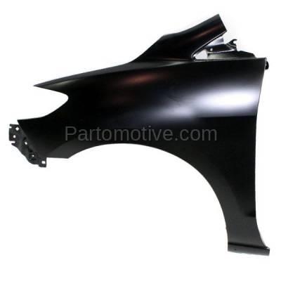Aftermarket Replacement - FDR-1482L 2010-10 Mazda5 Front Fender Quarter Panel Left Driver Side MA1240174 C30552211