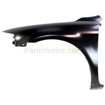 Aftermarket Replacement - FDR-1486L 03-08 Mazda6 Front Fender Quarter Panel Left Driver Side LH MA1240148 GK2C52211B