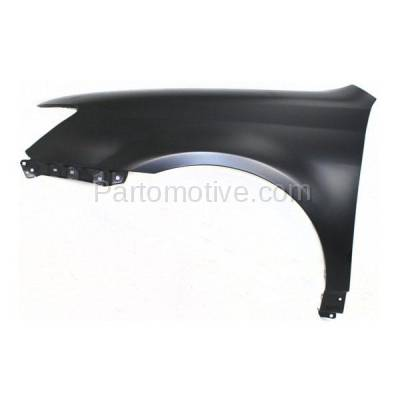 Aftermarket Replacement - FDR-1093L 05-10 Avalon Front Fender Quarter Panel Left Driver Side LH TO1240207 53812AC050